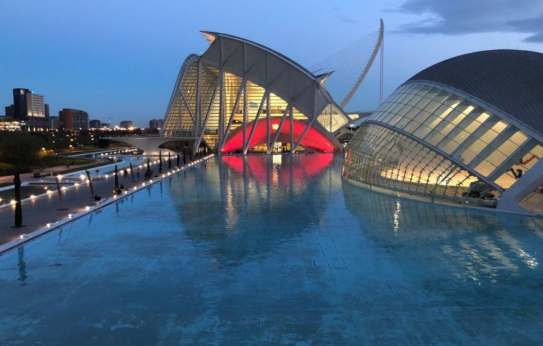 Valencia Award Travel