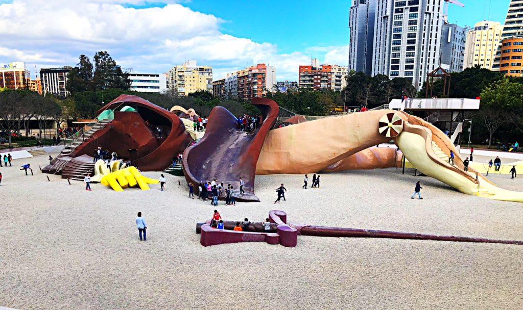 Gulliver Park Valencia