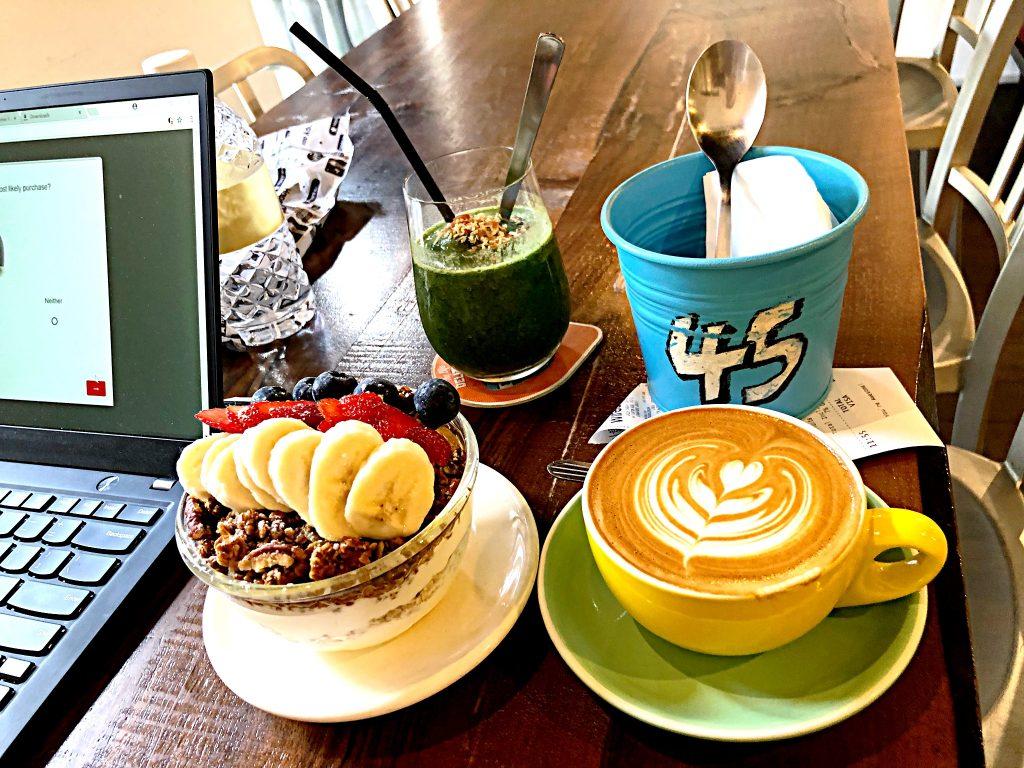 Blogging Singapore